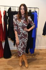 LISA SNOWDON at Bicester Village Christmas Experience in London 11/08/2019