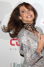 LIZZIE CUNDY at Caudwell Children Float Like a Butterfly Ball in London 11/16/2019