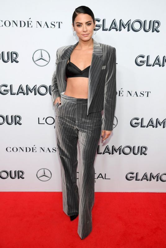 LORENZA IZZO at 2019 Glamour Women of the Year Awards in New York 11/11/2019