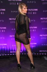 LOTTIE MOSS at Prettylittlething Little Mix Collection Launch Party in London 11/06/2019