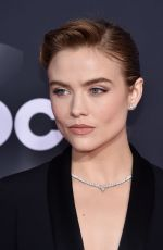 MADDIE HASSON at 2019 America Music Awards in Los Angeles 11/24/2019