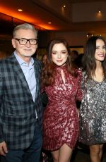 MADISON DAVENPORT at Hulu LA Press Party 2019 in Beverly Hills 11/12/2019