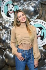 MADISON REED at Love Leo Rescue's 2nd Annual Cocktails for a Cause in Los Angeles 11/06/2019