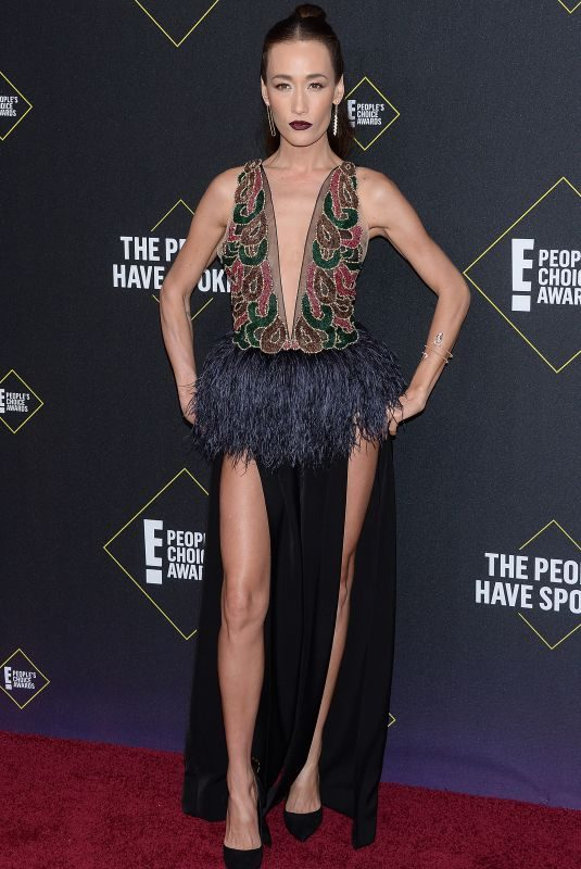 MAGGIE Q at People's Choice Awards 2019 in Santa Monica 11/10/2019