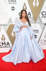 MAREN MORRIS at 2019 CMA Awards in Nashville 11/13/2019