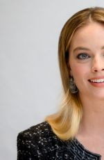 MARGOT ROBBIE at Bombshell Press Conference, 2019