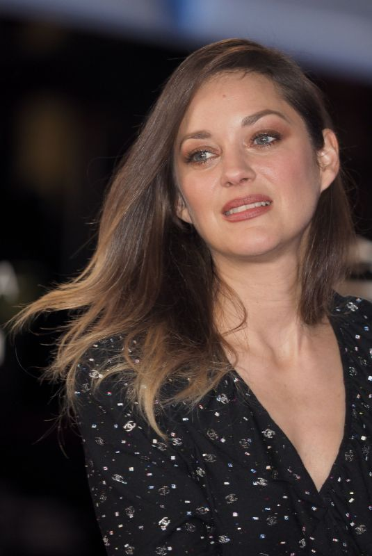 MARION COTILLARD at 18th Marrakech International Film Festival Opening Ceremony 11/29/2019
