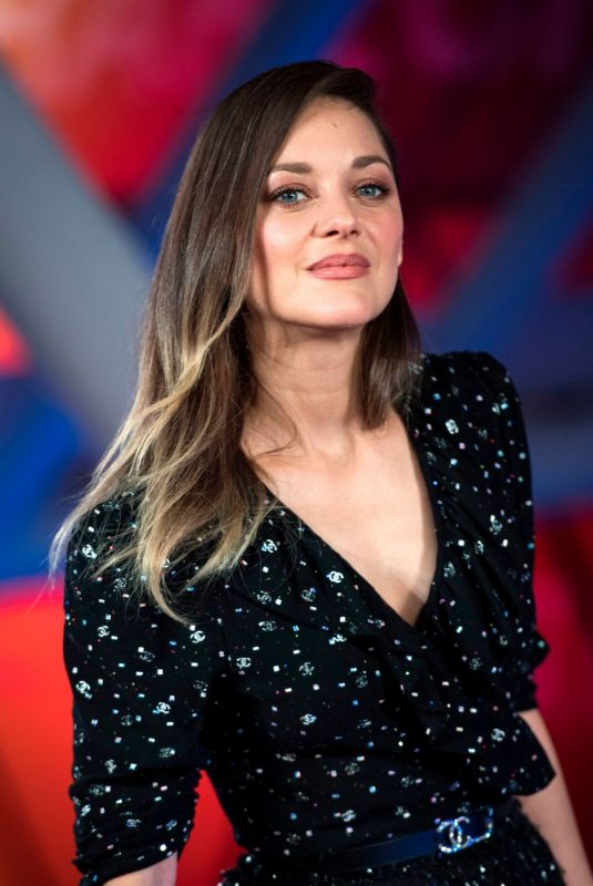 MARION COTILLARD at 2019 Marrakech International Film Festival 11/29/2019