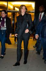 MAYA HAWKE Arrives at Stranger Things, Season 3 Screening in New York 11/11/2019