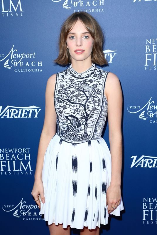 MAYA HAWKE at Newport Beach Film Festival Fall Honors and Variety's 10 Actors to Watch 11/03/2019