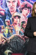 MAYA HAWKE at Stranger Things, Season 3 Screening in New York 11/11/2019