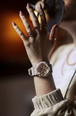MEG DONNELLY for G-Shock Watches 2019