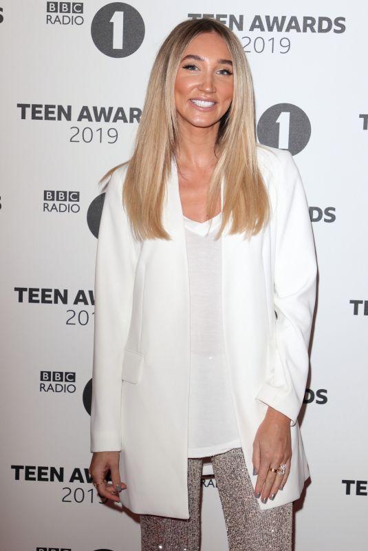 MEGAN MCKENNA at BBC Radio One Teen Awards in London 11/24/2019