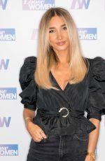 MEGAN MCKENNA at Loose Women Show in London 11/14/2019