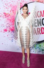 MEGAN PORMER at American Influencer Awards in Hollywood 11/18/2019