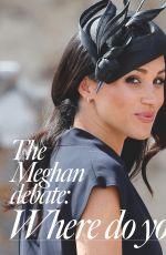 MEGHAN MARKLE in Tatler Magazine, UK December 2019