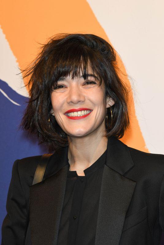 MELANIE DOUTEY at The Bold Woman Award in Paris 11/14/2019