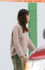 MILA KUNIS Out and About in Beverly Hills 11/26/2019