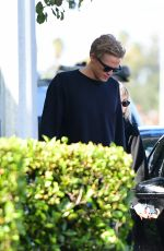 MILEY CYRUS and Cody Simpson Out in Los Angeles 11/29/2019