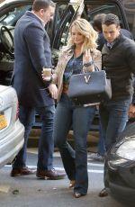 MIRANDA LAMBERT and Brendan McLoughlin Out in New York 11/01/2019