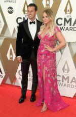 MIRANDA LAMBERT at 2019 CMA Awards in Nashville 11/13/2019