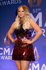 MIRANDA LAMBERT Performs at 53rd Annual CMA Awards 11/13/2019