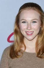 MOLLY QUINN at Let It Snow Premiere in Los Angeles 11/04/2019