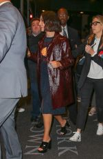 NAOMI SCOTT Night Out in New York 11/05/2019
