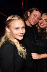 NATALIE ALYN LIND at Tell Me A Story, Season 2 Premiere in Nashville 11/20/2019