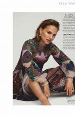 NATALIE PORTMAN in Elle Magazine, Spain December 2019