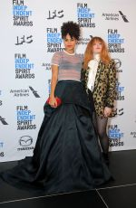 NATASHA LYONNE at 35th Film Independent Spirit Awards Nominations Press Conference in Los Angeles 11/21/2019