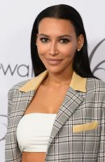NAYA RIVERA at Women's Guild Cedar's-Sinai Luncheon in Los Angeles 11/06/2019