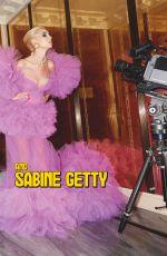 NICKY HILTON and SABINE GETTY in Tatler Magazine, UK December 2019
