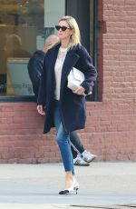 NICKY HILTON Out and About in New York 11/11/2019