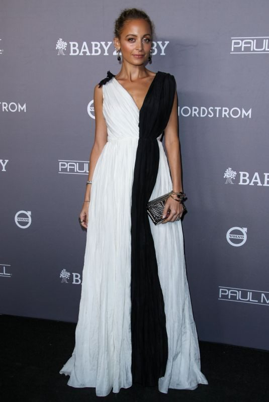 NICOLE RICHIE at baby2baby gala 2019 in Culver City 11/09/2019
