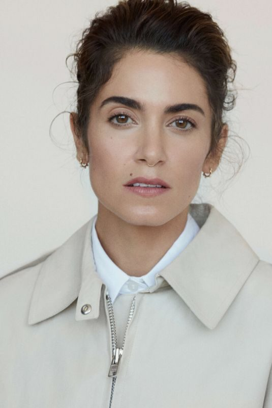 NIKKI REED for Frontlash, November 2019