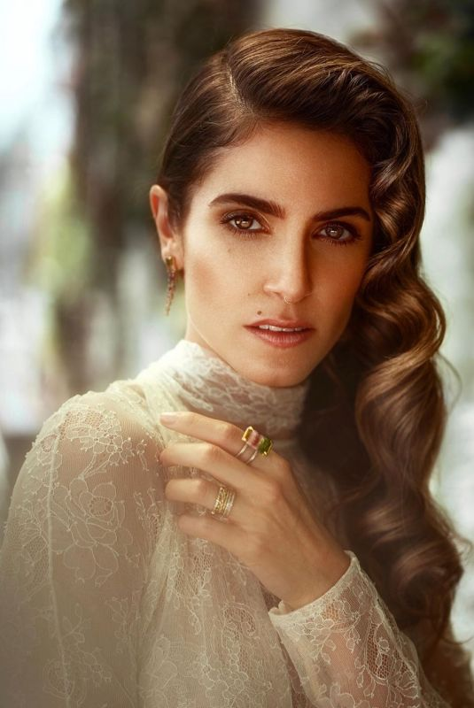 NIKKI REED for Trend Prive Magazine, Ultimate Wedding Issue 2019/2020