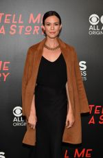 ODETTE ANNABLE at Tell Me A Story, Season 2 Premiere in Nashville 11/20/2019