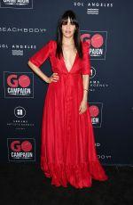 OLGA SEGURA at Go Campaign