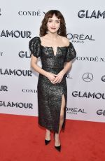 OLIVIA COOKE at 2019 Glamour Women of the Year Awards in New York 11/11/2019