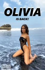 OLIVIA CULPO for SI Swimsuit - Instagram Photos and Video 11/06/2019