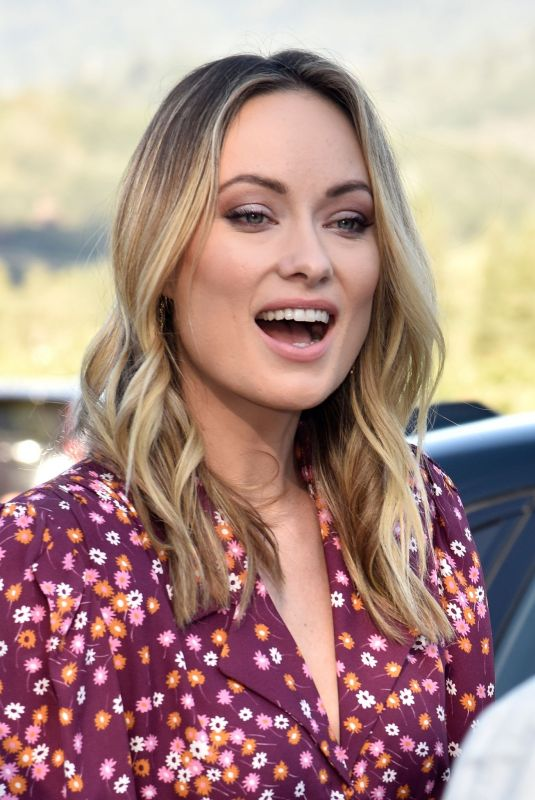 OLIVIA WILDE at A Tribute to Olivia Wilde at Napa Valley Film Festival 11/15/2019