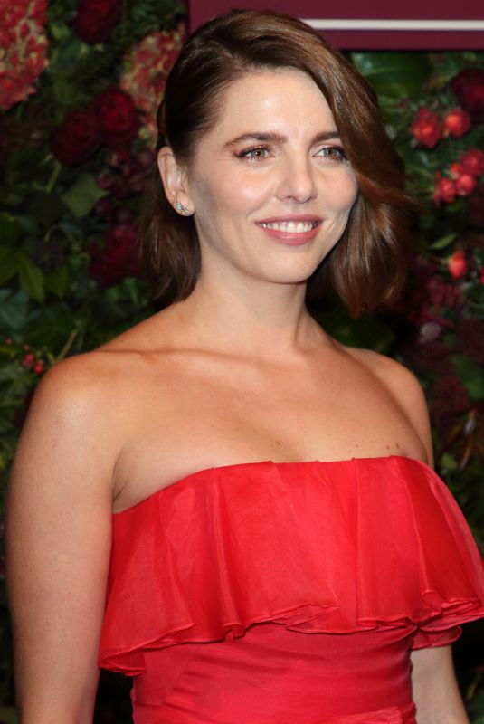 OPHELIA LOVIBOND at 65th Evening Standard Theatre Awards in London 11/24/2019