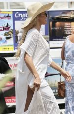 PAMELA ANDERSON in Swimsuit at a Photoshoot on the Gold Coast 11/27/2019