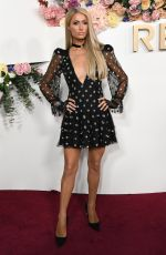 PARIS HILTON at 3rd Annual #revolveawards in Hollywood 11/15/2019