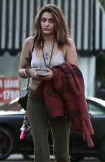 PARIS JACKSON at Nine Zero One Salon in West Hollywood 11/01/2019