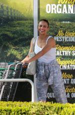 PAULA PATTON Out Shopping in Calabasas 11/02/2019