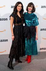 PILAR RUBIO and PAZ VEGA at Amazon Celebrates Black Friday in Madrid 11/27/2019