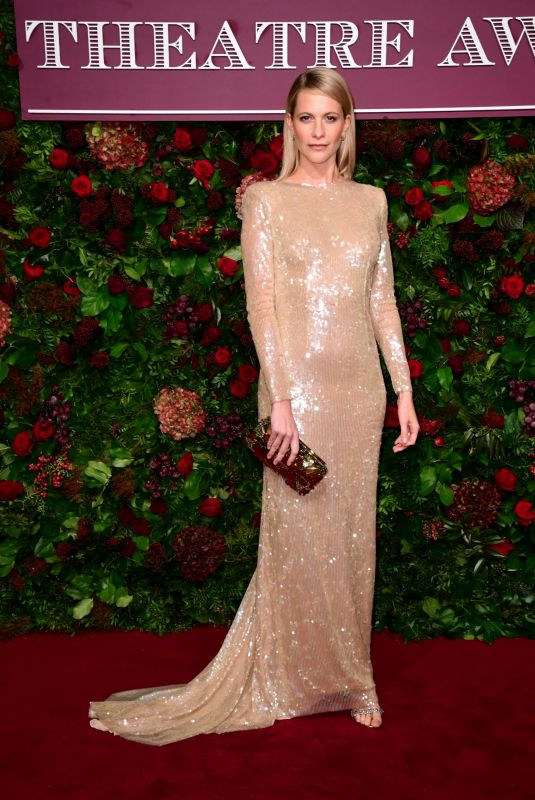 POPPY DELEVINGNE at 65th Evening Standard Theatre Awards in London 11/24/2019