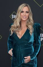Pregnant TEDDI JO MELLENCAMP at People